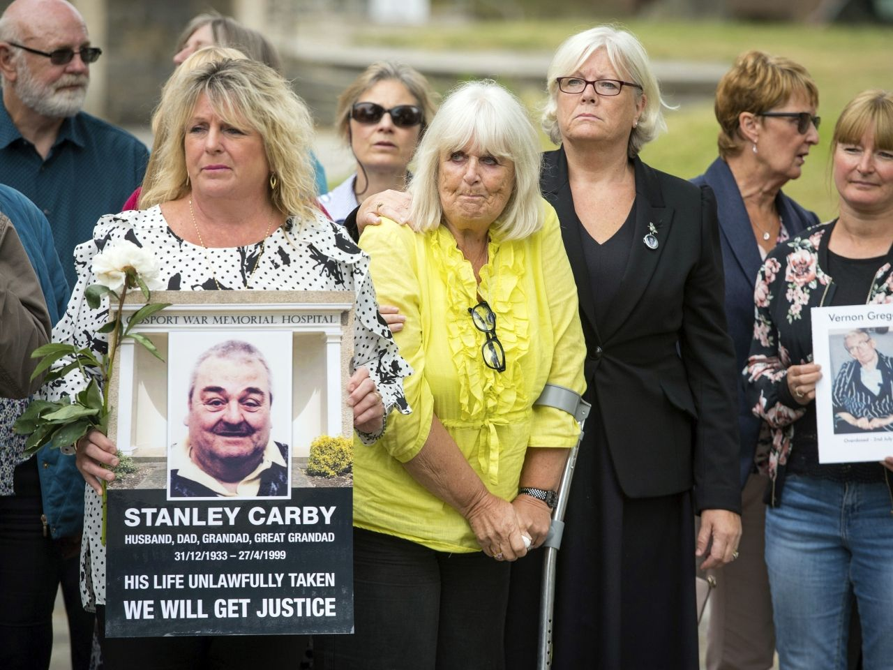 英國恐怖女醫12年涉毒殺數百人