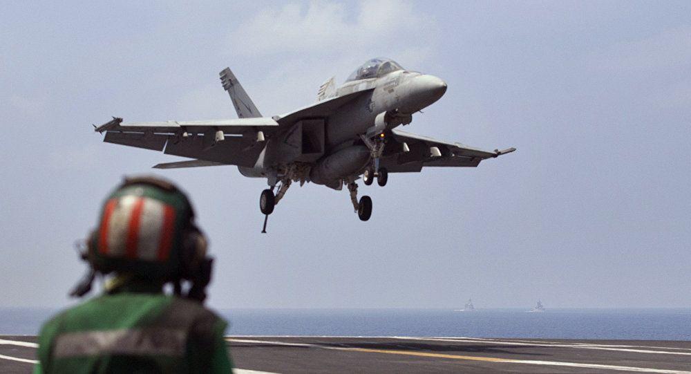 印美日明日起於太平洋舉行海軍演習