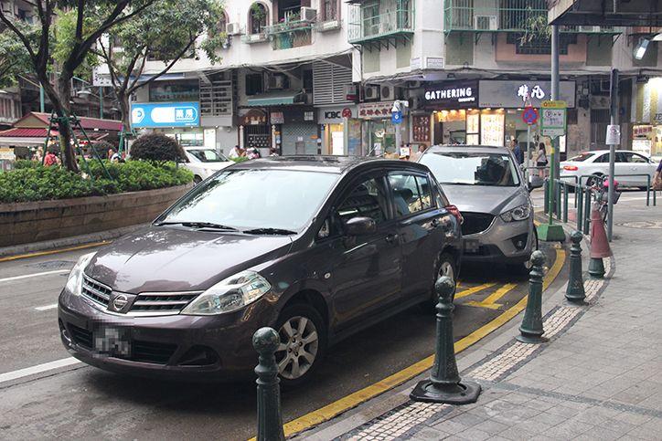 交局只識罰錢 漠視車位不足