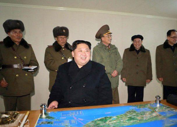 雙方願攜手解決朝核問題