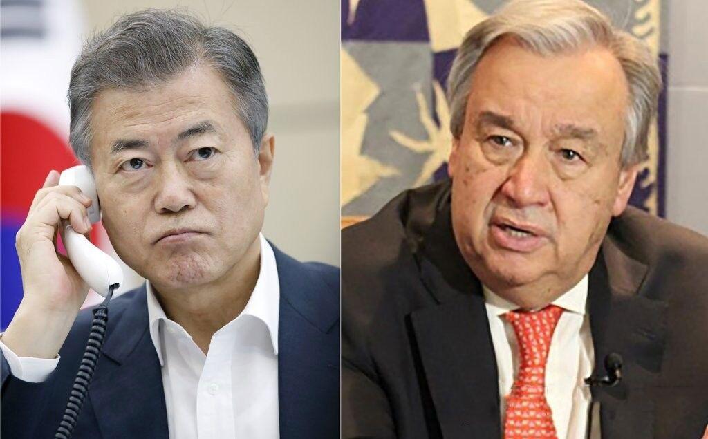 監督朝鮮關閉核試場