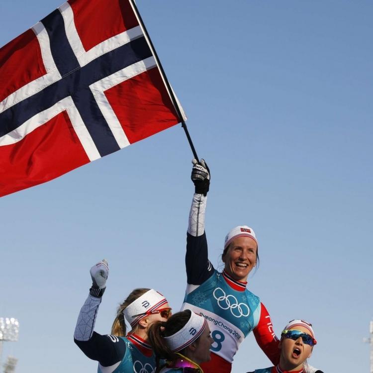 挪威奪39獎牌登排名榜之冠