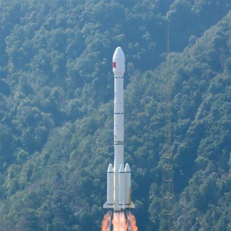 北斗三號第五第六顆星發射成功