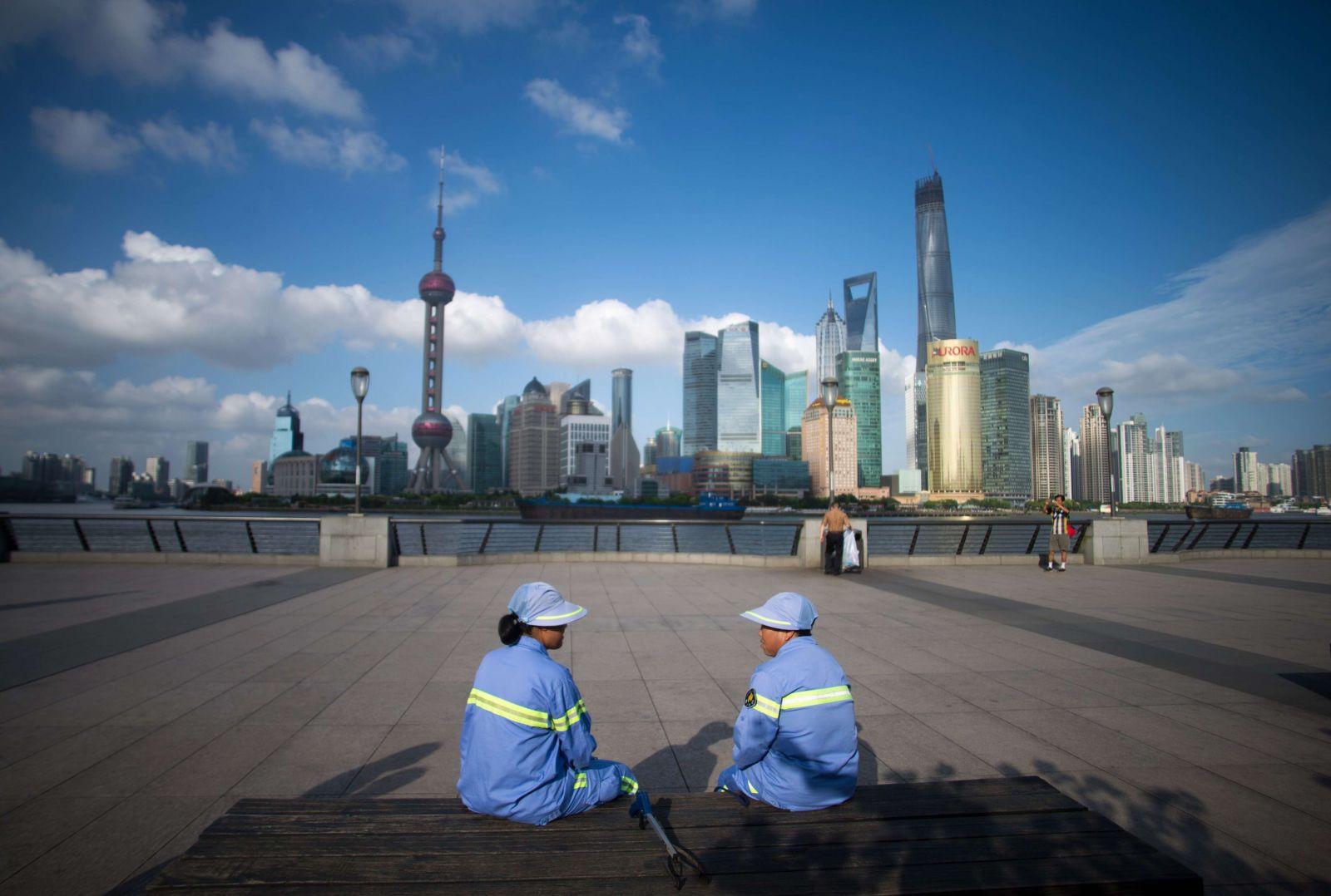 中國去年GDP增6.9%  優預期