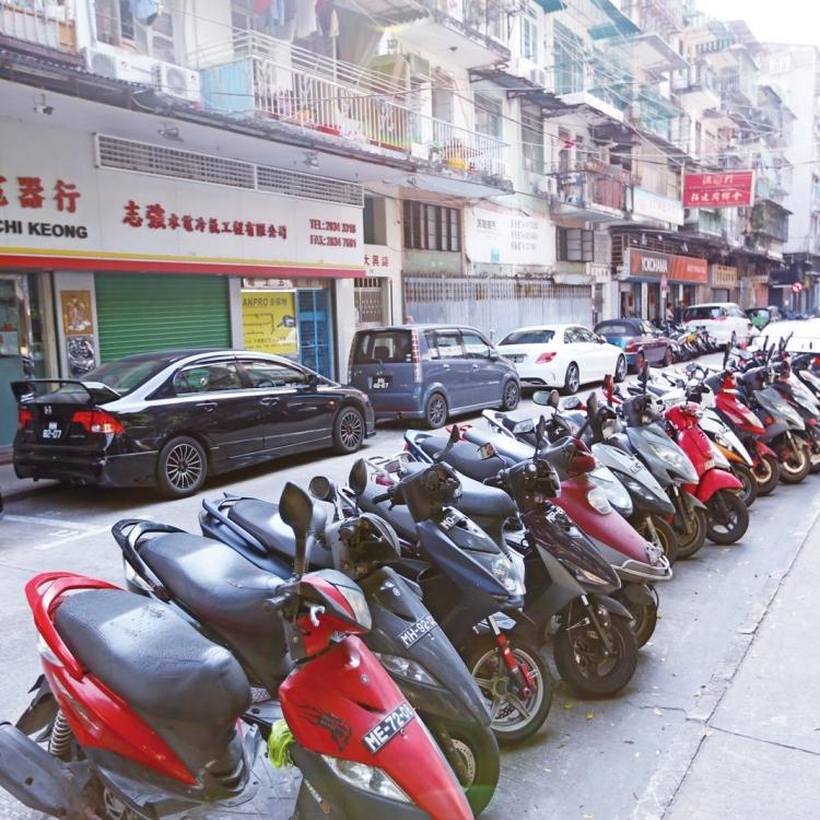 電單車位價 料今年升五成