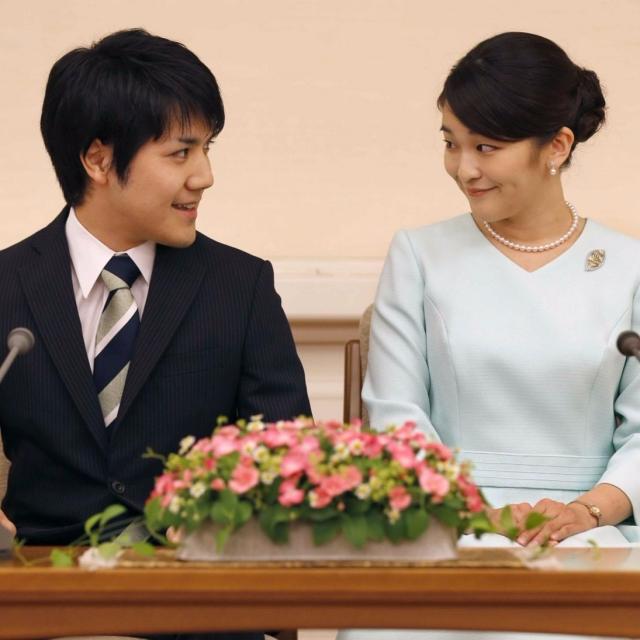 真子公主明年11月東京大婚