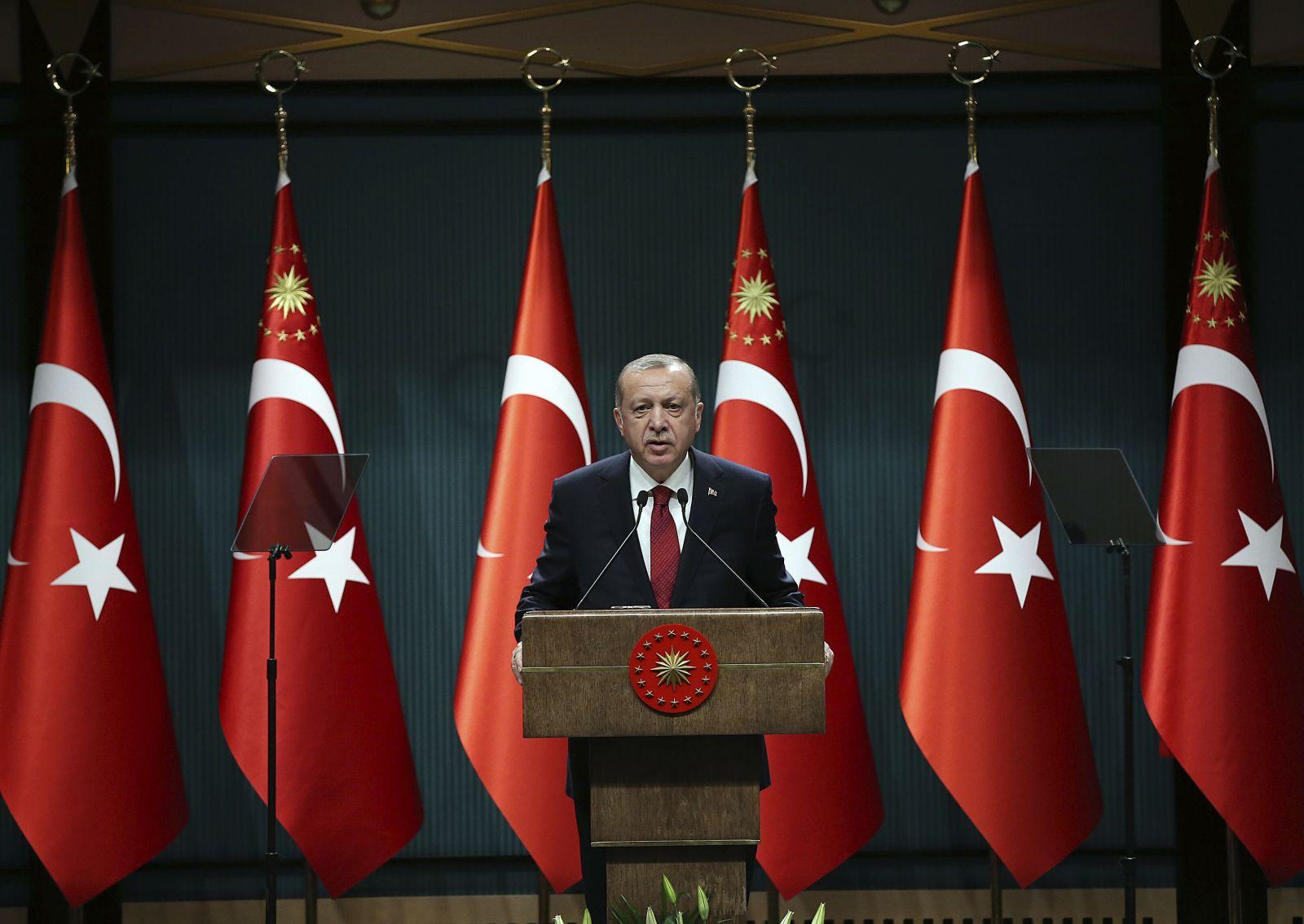 土耳其提前在6月舉行大選