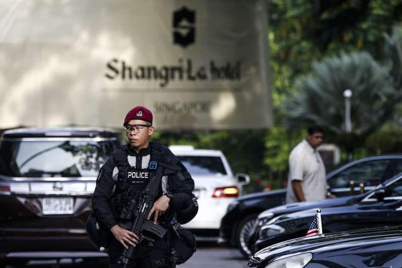 新加坡願承擔「特金會」部分費用