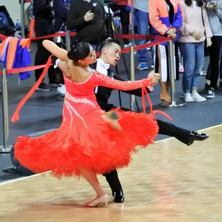 閃耀澳港粵體育舞蹈賽