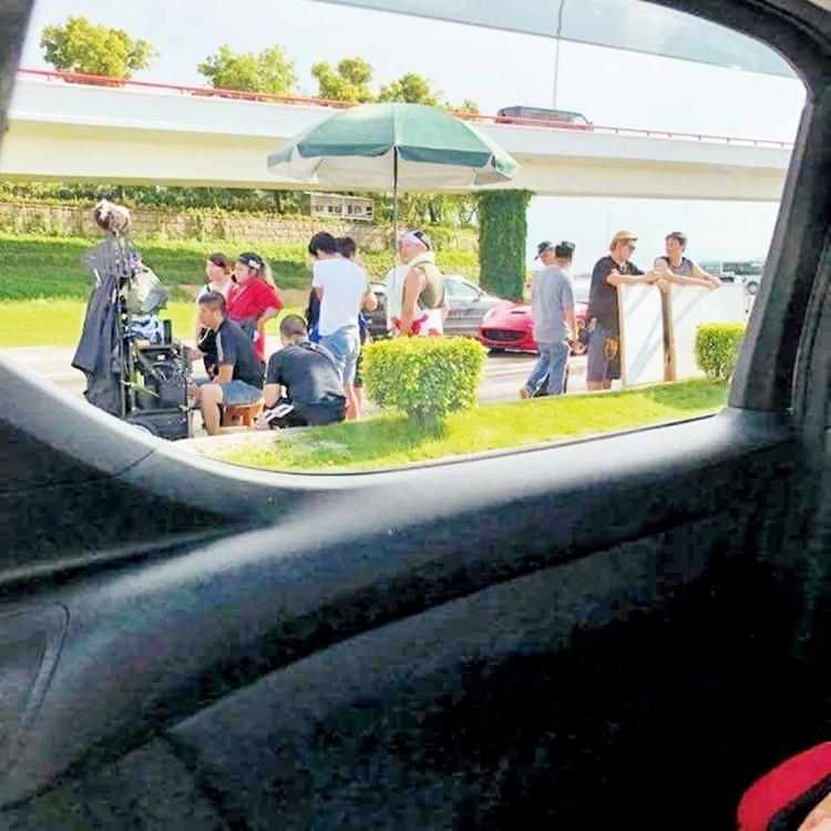 盜用設施導致塞車 體育局報警調查