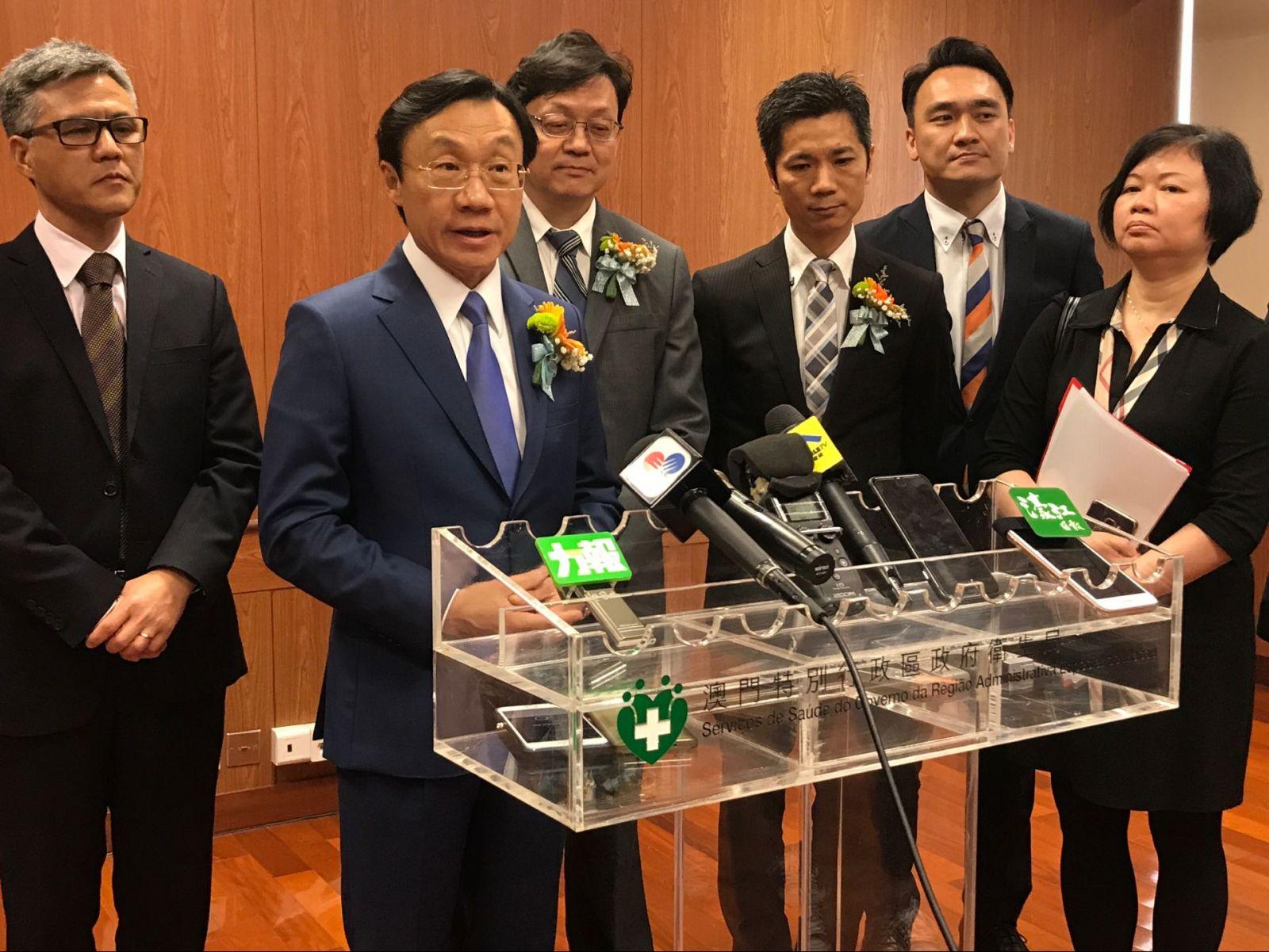 譚俊榮: 向特首提議發展「社文康體」之用
