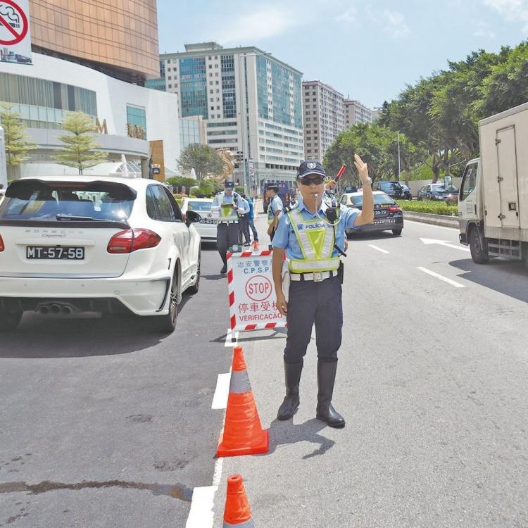 警方本周開展打擊超速行動
