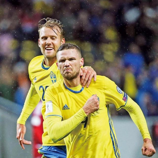 藍衫軍無懼瑞典