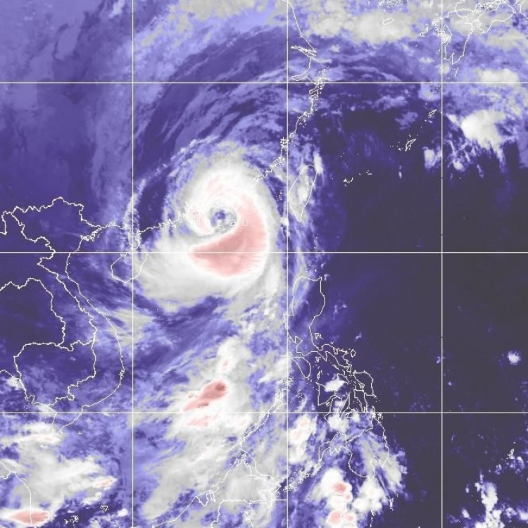 【完善預報機制】颱風劃分增加級別