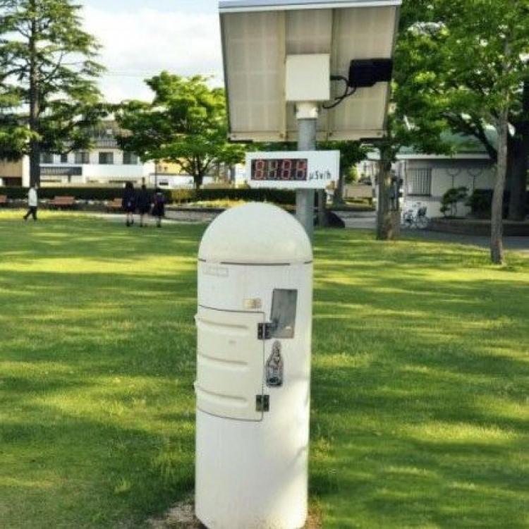 福島輻射監測器五年內近4,000次故障