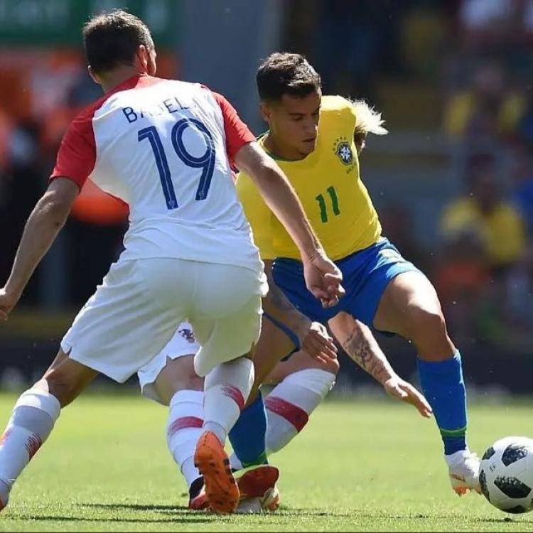 巴西友賽兩蛋贈克國
