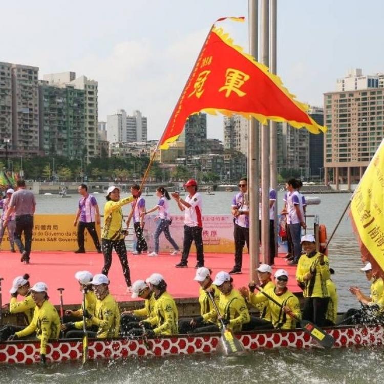 中國南海九江包攬男女組桂冠