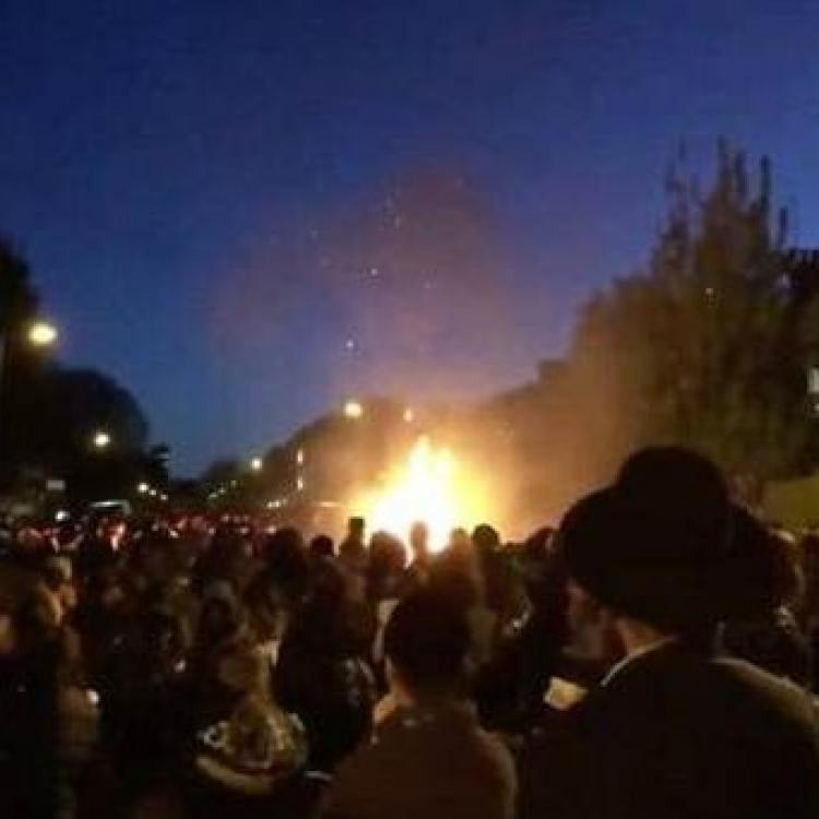 倫敦猶太慶典爆炸至少30傷