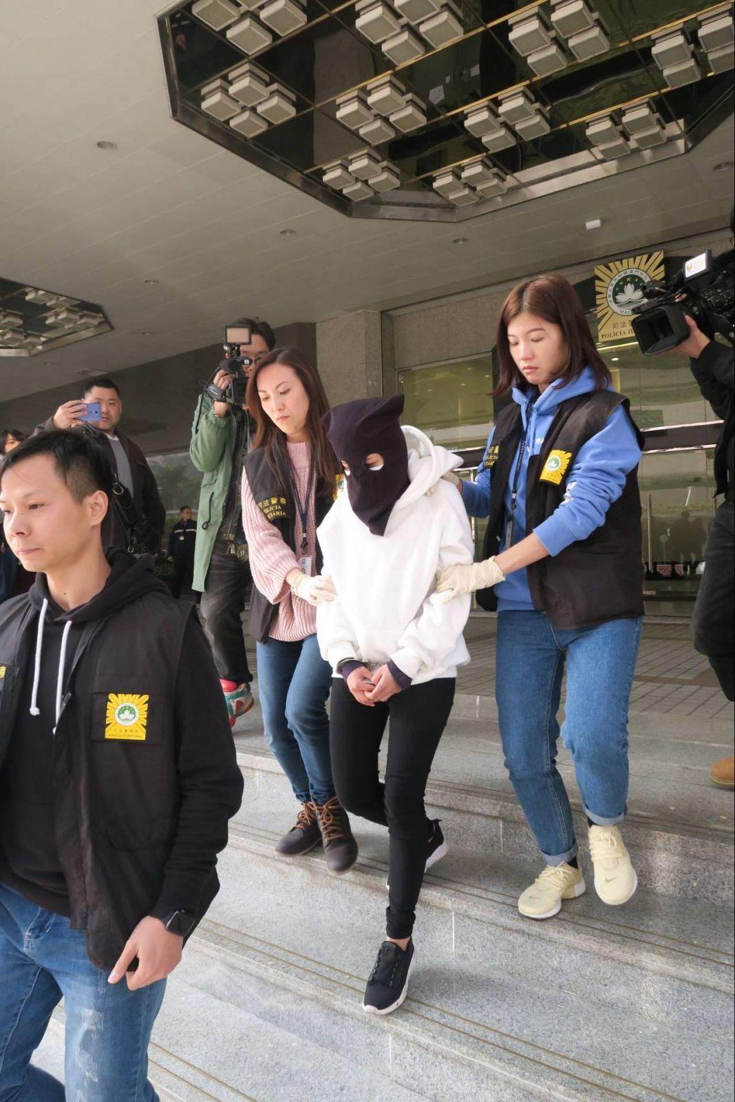 印尼家傭涉監守自盜被捕