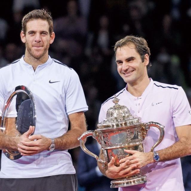 費達拿瑞士網球賽封王