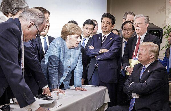 批G7聯合公報是虛假聲明 拒絕承認