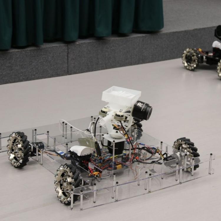料明年在澳舉行中學級機械人比賽