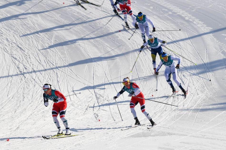 比祖根女子越野滑雪賽封后