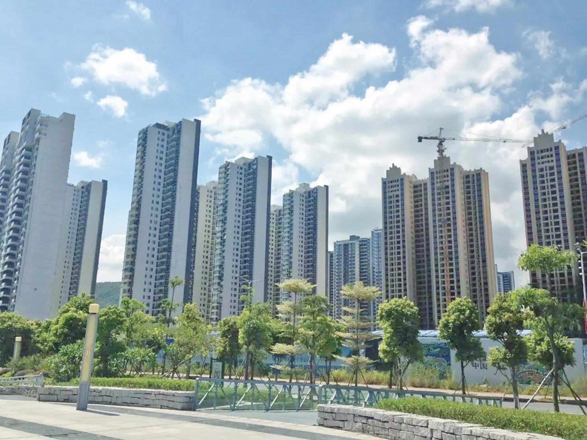 業界:部分城或再低迷調整