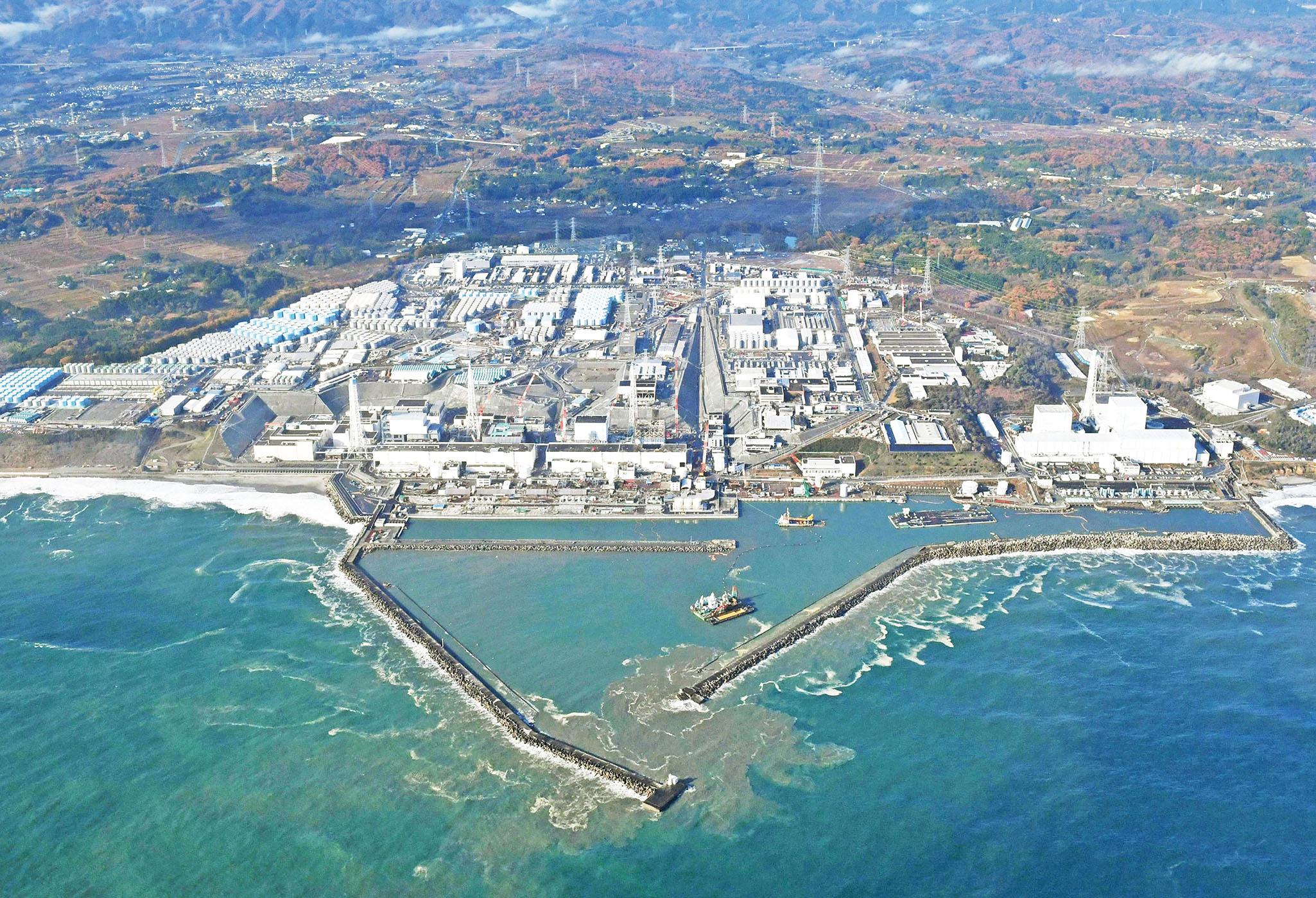日政府強調核電站安全