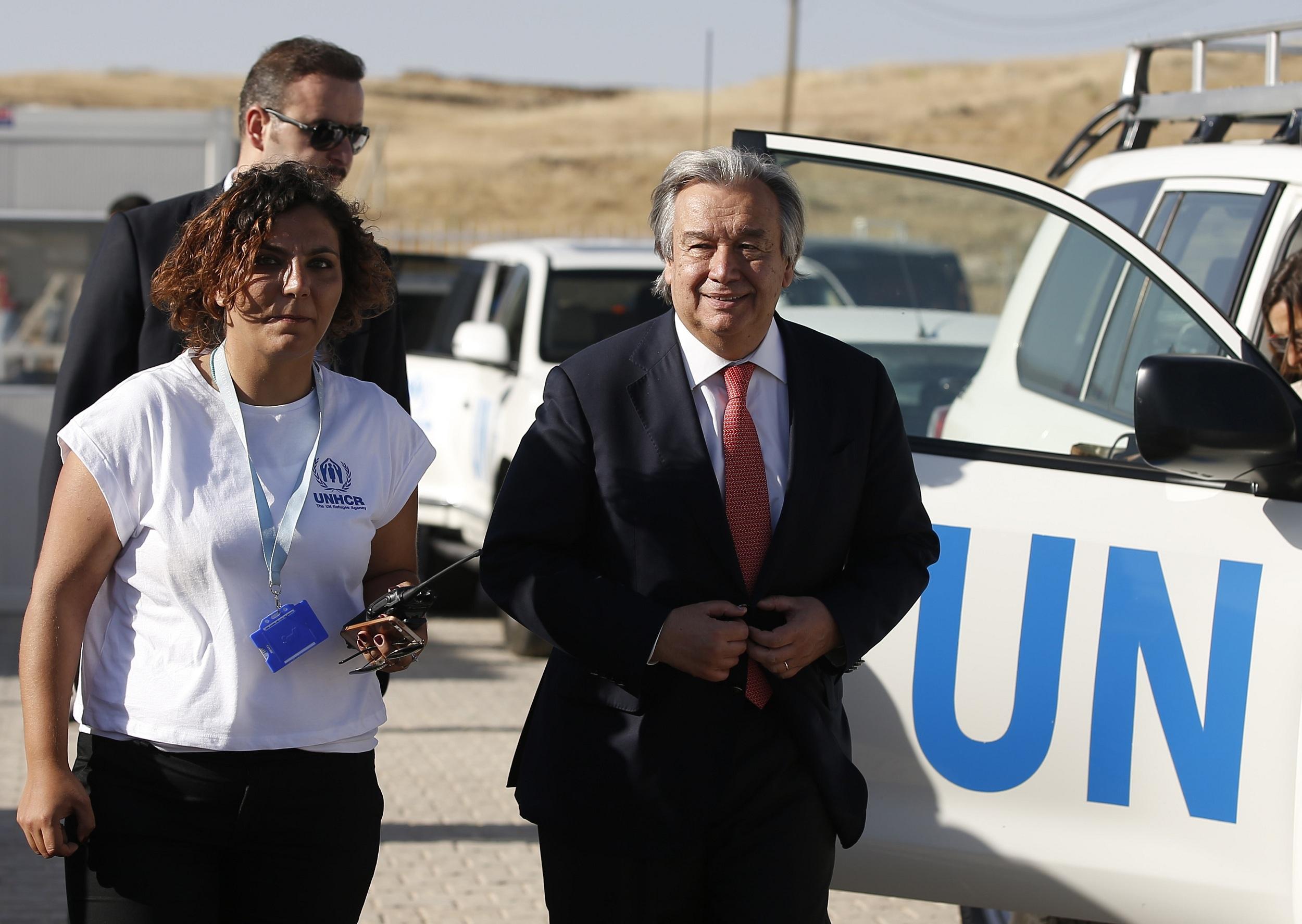 可望接任聯合國秘書長