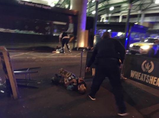 英倫敦橋連環恐襲九死48傷