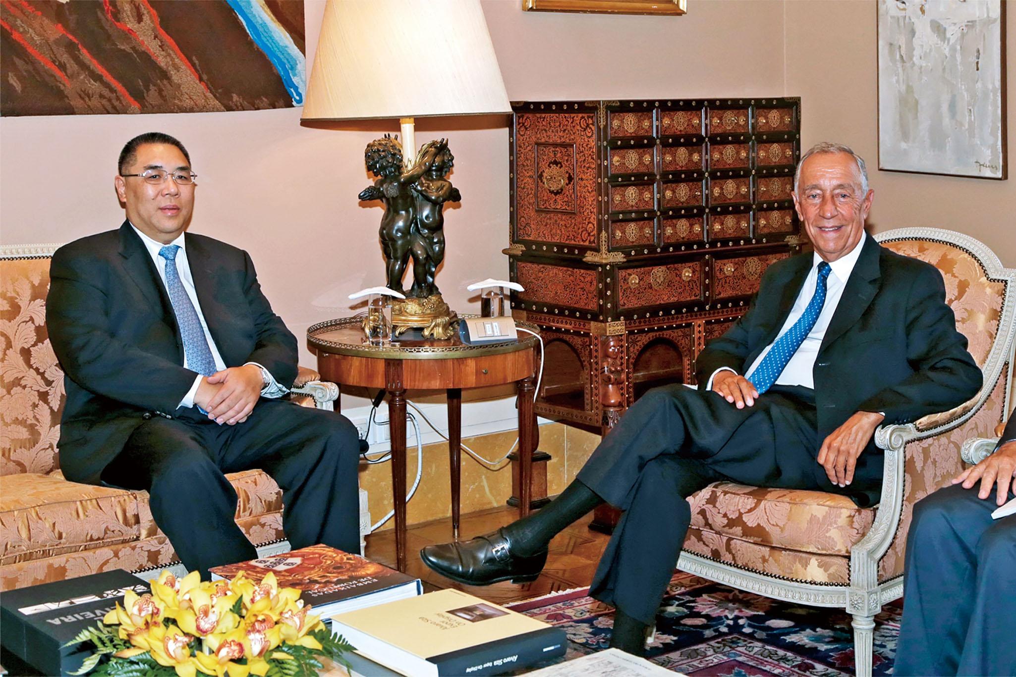 葡總理下月來澳參加中葡論壇