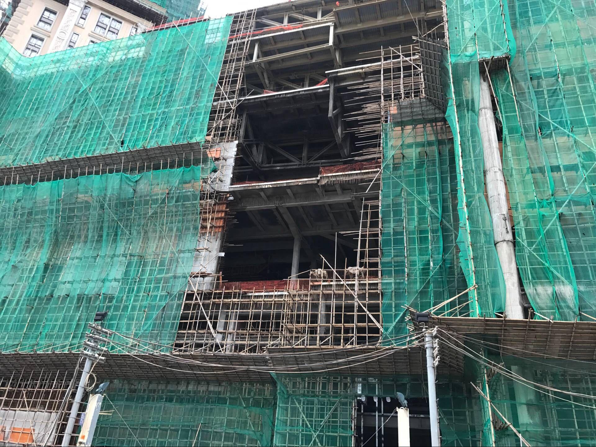 地盤管工涉違反建築規則被法辦
