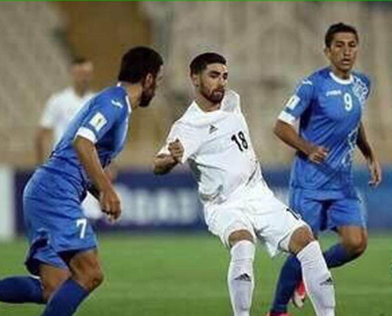 伊朗除烏入世盃決賽周