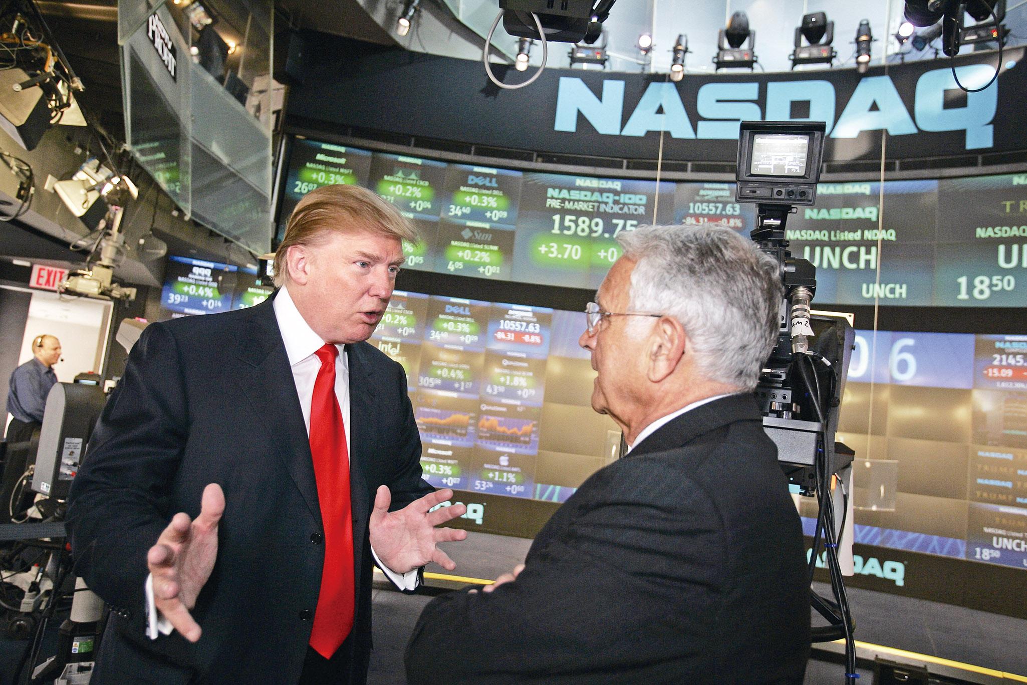 環球金融市場恐慌