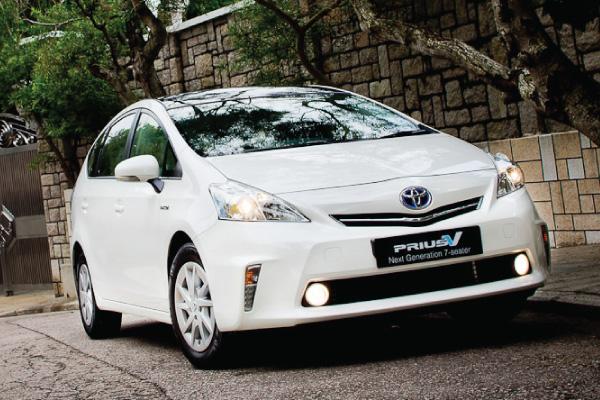 豐田全球召回34萬輛Prius