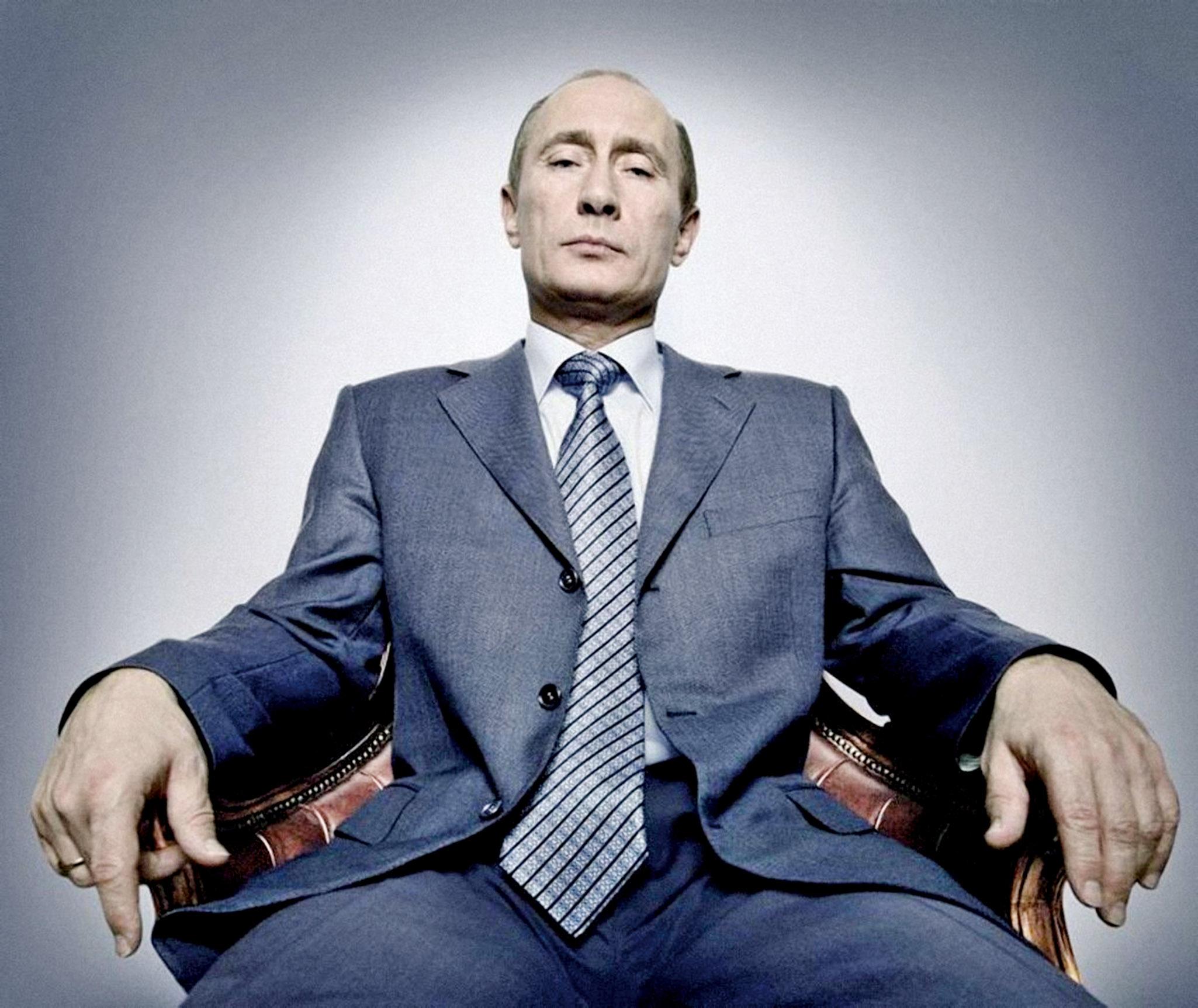傳普京有錢過比爾蓋茨