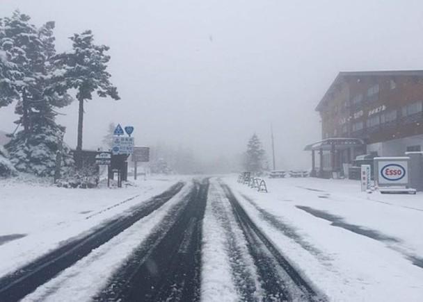 東京得9.9度 破31年最低溫