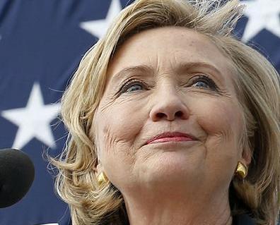 希拉莉正式獲美民主黨提名