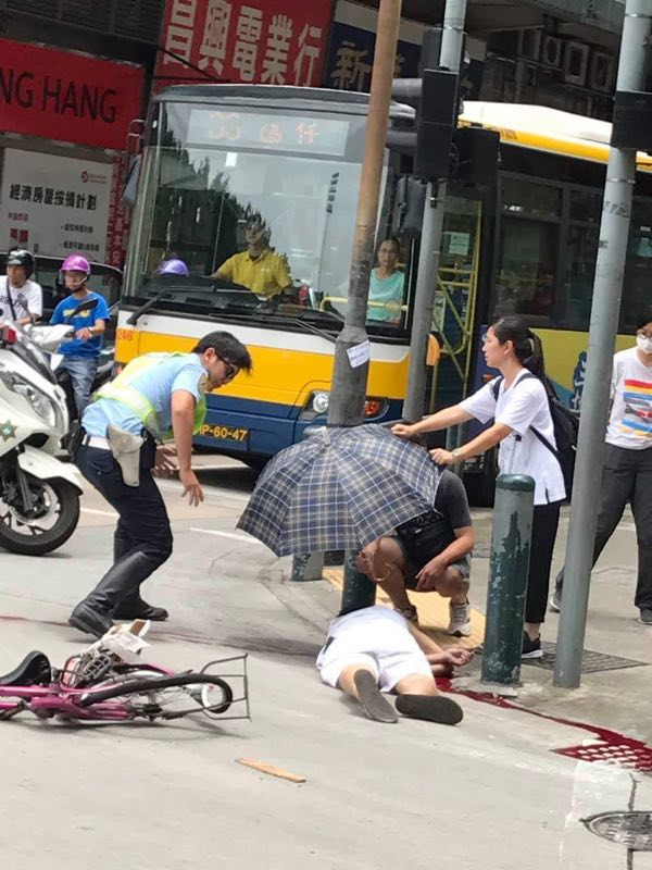 單車駕駛者重傷不治