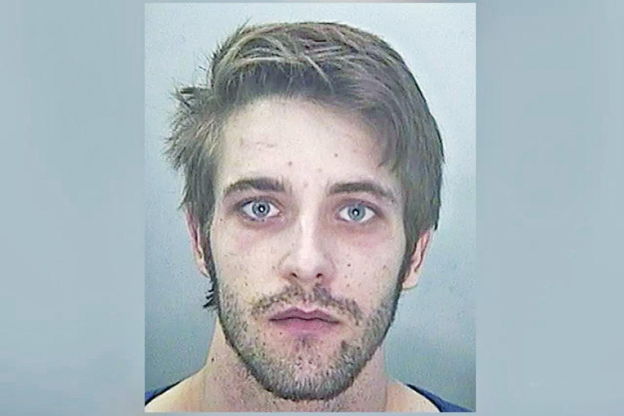 暴力男友被判終身監禁