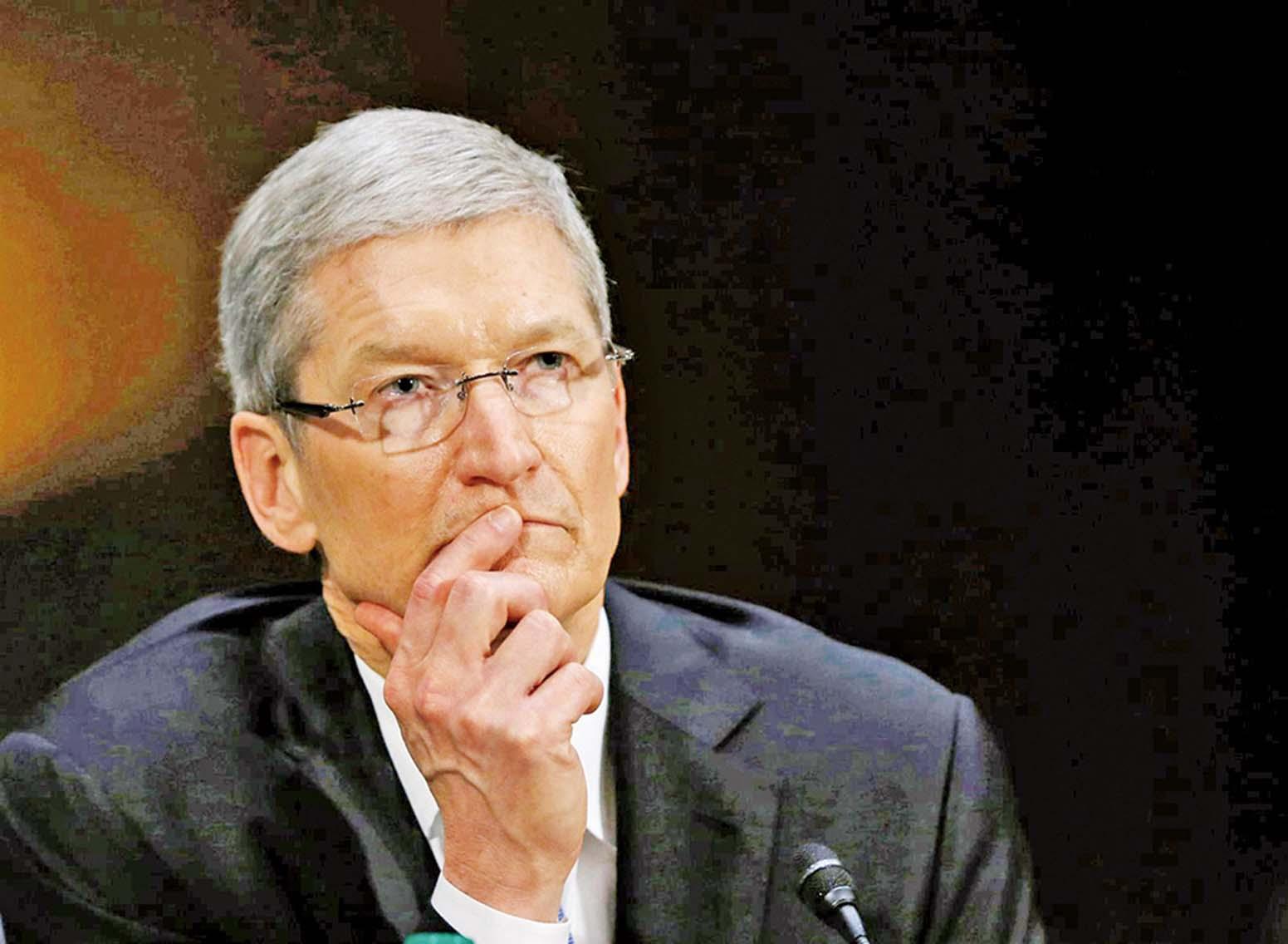 蘋果可以唔睬FBI