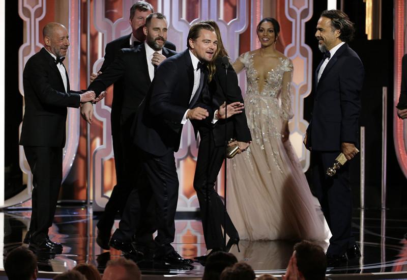 金球獎電影組得獎名單正式出爐