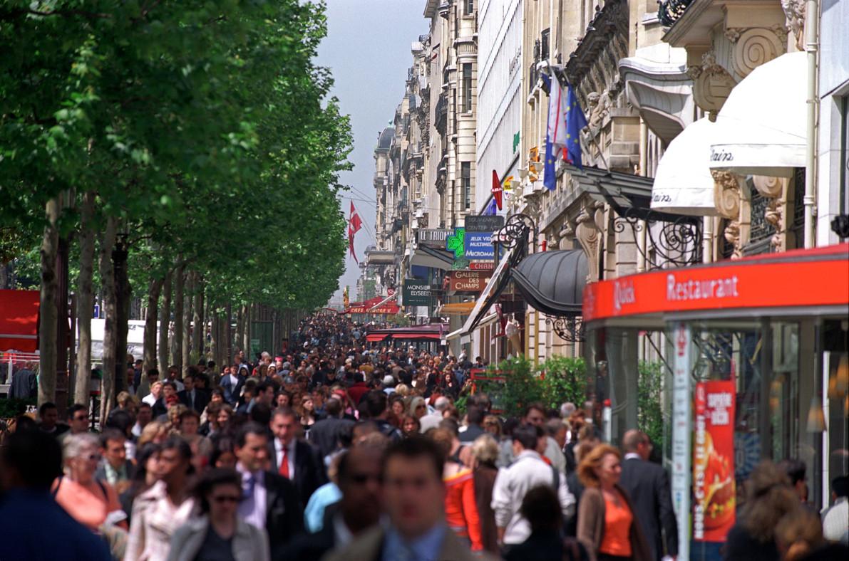 奧朗德:法國經濟進入緊急狀態