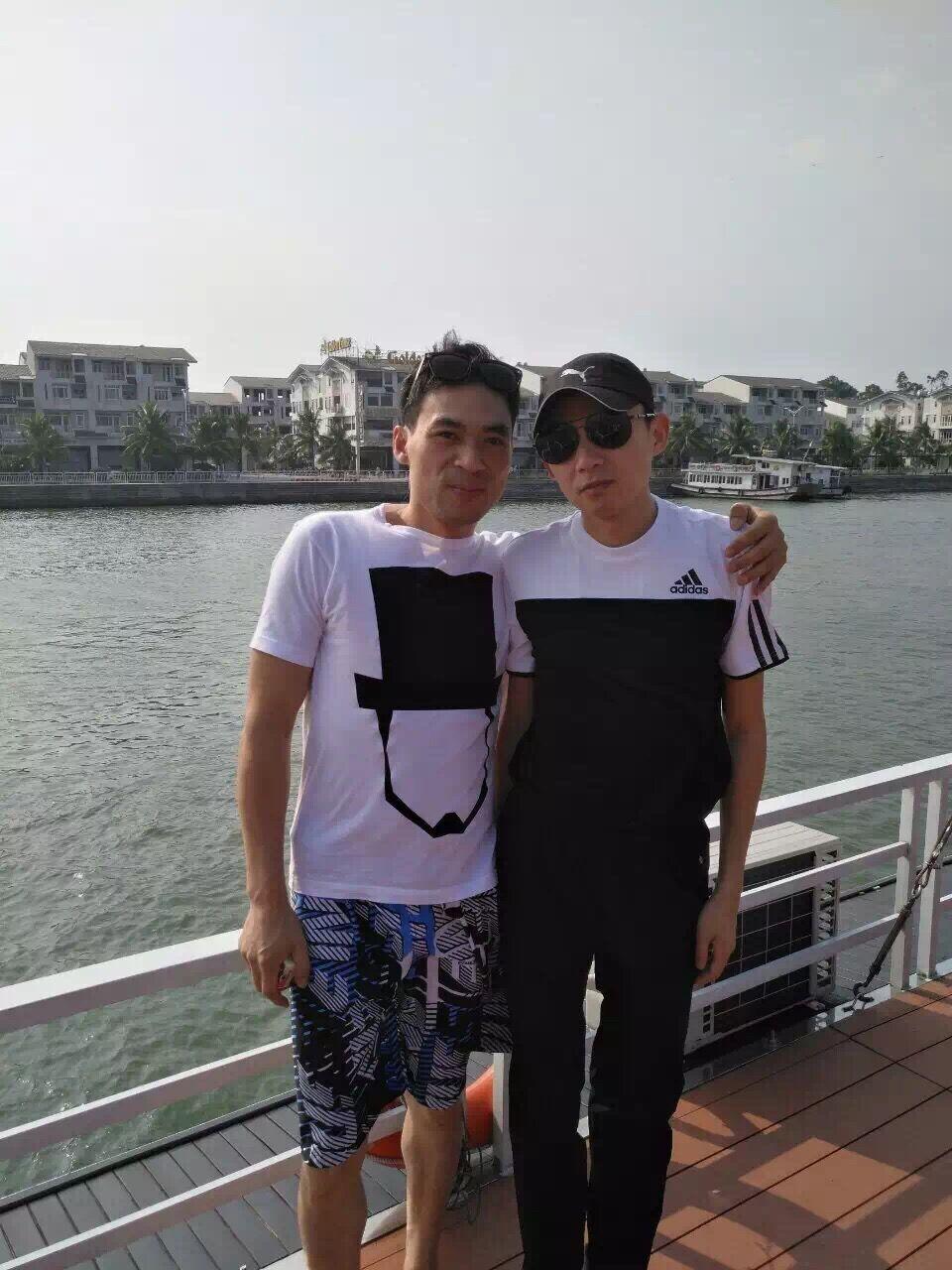 非法集資百億主角現身越南