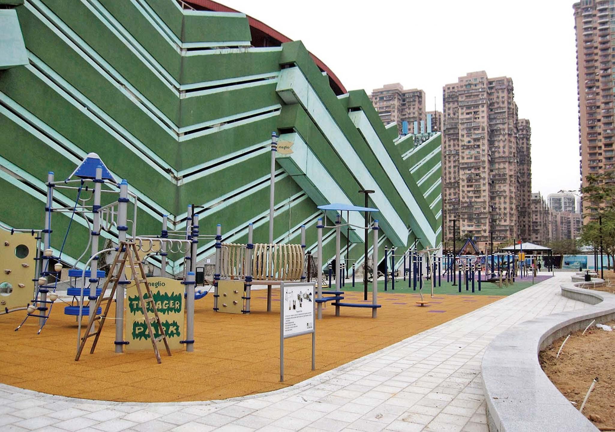 為市民提供戶外活動空間