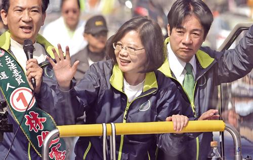 「大選」前超級星期日