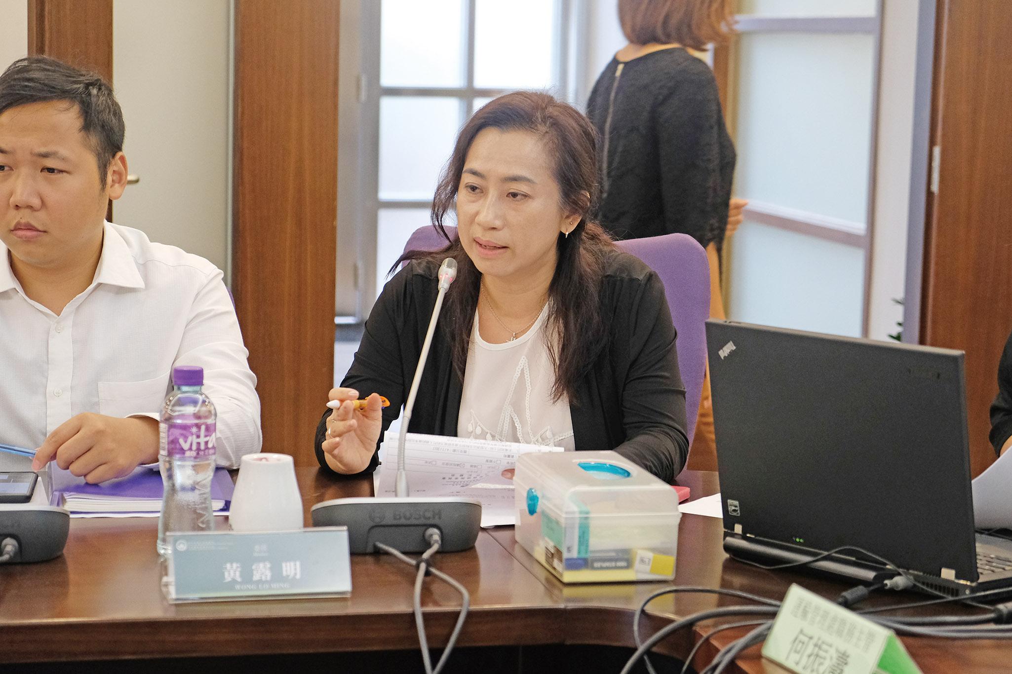 社諮委促兩地進行協調處理