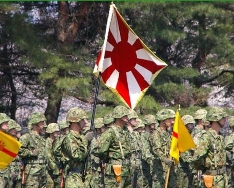 日本開始組建奪島部隊