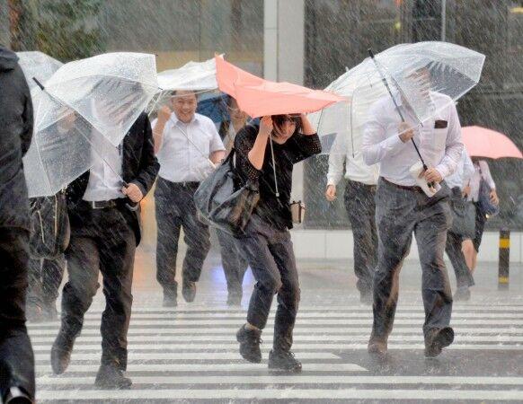 宮古市雨量破50年紀錄